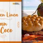 Curso en Línea  - Pan de coco  Mi receta de cocina