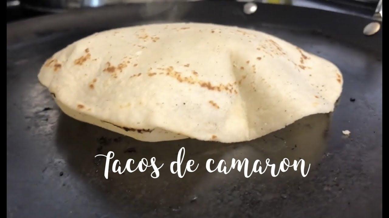 DELICIOSOS TACOS DE CAMARON/ RECETA FACIL, RAPIDA Y DELICIOSA/ COCINA FACIL CON IVONNE