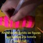 DIY- Florero Facilisimo y Lindo ♡