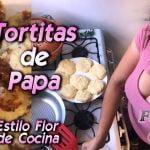 Flor de Cocina - Tortitas de Papa | S01 E050 | Receta completa