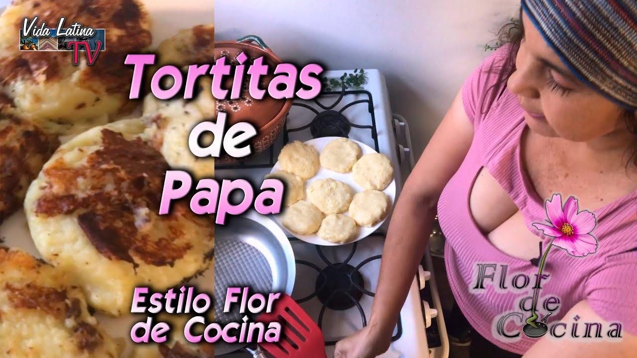 Flor de Cocina - Tortitas de Papa   S01 E050   Receta completa