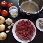 Fusión estofado guiso SIN GLUTEN y APTO PARA CELÍAC@S Mi receta de cocina