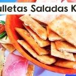 GALLETAS SALADAS (keto, cetogenicas, low carb, bajas en carbohidratos) SIN GLUTEN  Mi receta de cocina