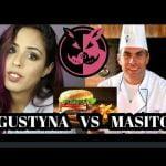 GUERRA DE RECETAS | 🍔 HAMBURGUESAS + LA COCINA DE MASITO 👨🍳+ La cancha y los 20