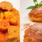 Guiso de Viernes Santo - Mini torrijas de pan - Cocina Abierta de Karlos Arguiñano