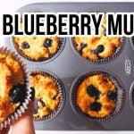 🍇 KETO BLUEBERRY MUFFINS | POSTRE BAJO EN CARBOHIDRATOS FÁCIL Y RÁPIDO | Manu Echeverri  Mi receta de cocina