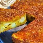 La TARTA de MANZANAS  con FROSTING!/ Rico pastel /biscocho de manzanas con frosting/Heidi's Channel  Mi receta de cocina