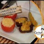 """Lomo Steak Mostaza. """"Ricas Recetas"""" en Tu Cocina - Canal Cosmovision"""