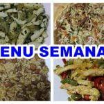 🍲MENU SEMANAL ||🍱 MEAL PREP || COCINA CONMIGO👩🍳 || RECETAS FACILES Y SAALUDABLES🥗