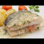 MERLUZA rellena de GAMBAS por Karlos Arguiñano: ¡Un plato de pescado perfecto para Navidad!