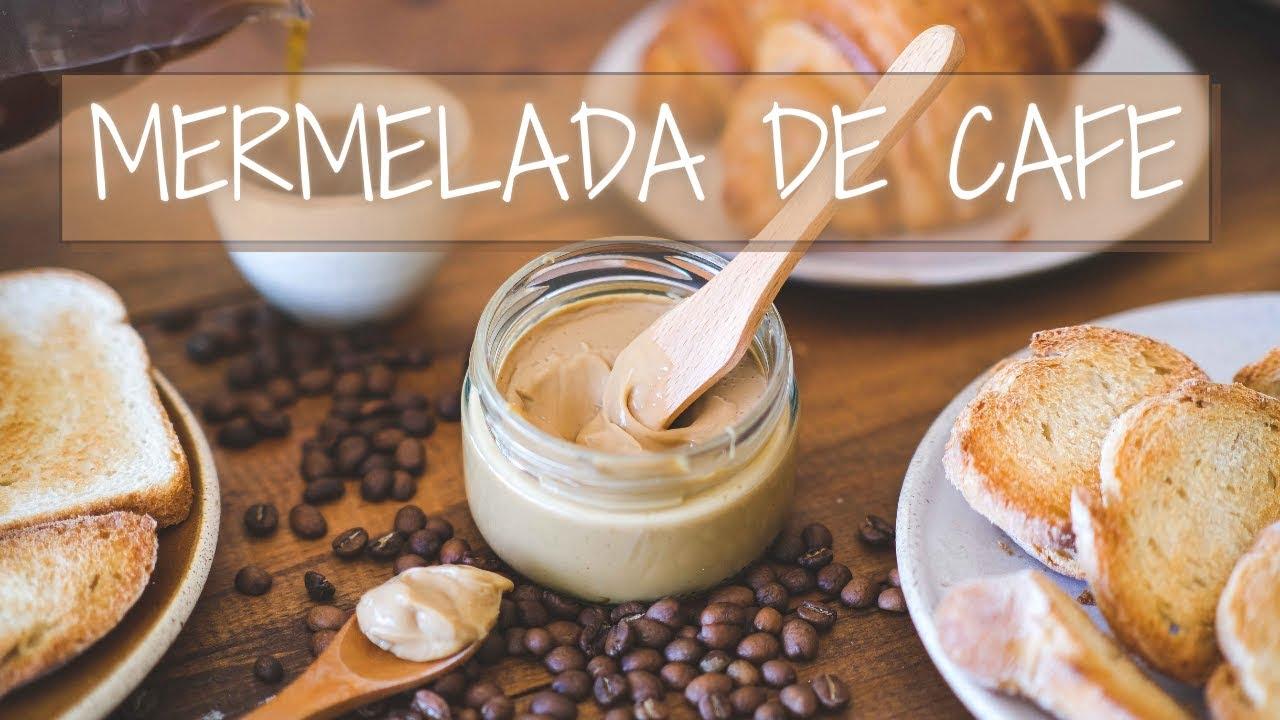 MERMELADA DE CAFEㅣAqui les Comparto la Receta de esta Delicia