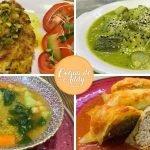 Menú Semanal para DIABETES, HT, Hígado Graso (Almuerzos-Cenas) Fácil y Económico | Cocina de Addy  Mi receta de cocina