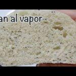 PAN AL VAPOR con semillas de amapola EN MONSIEUR CUISINE. Sin horno! Super esponjoso!  Mi receta de cocina