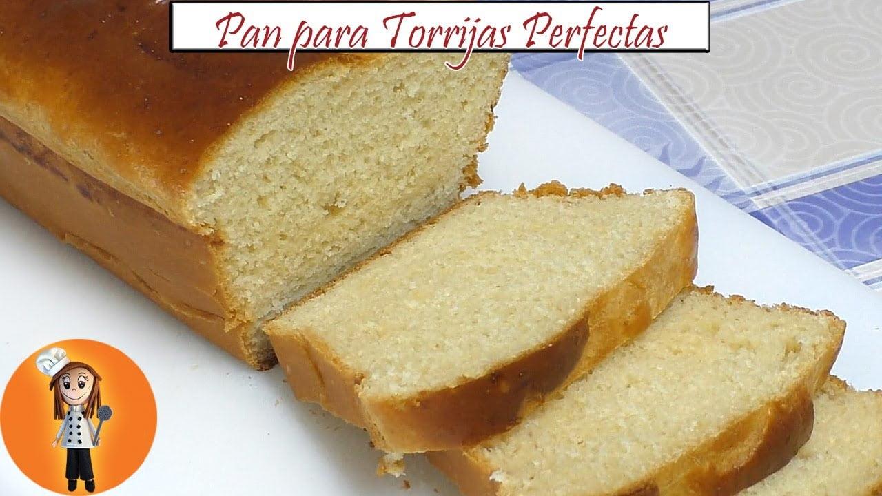 Pan para Torrijas Perfectas | Receta de Cocina en Familia
