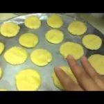 RECETA DE POLVORONES DE NARANJA-RICOS POLVORONES O GALLETAS  Mi receta de cocina