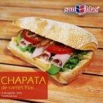 RECETA EN VIVO - Chapata con Harina SAN BLAS  Mi receta de cocina