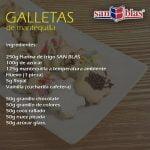 RECETA EN VIVO - Galletas de mantequilla con harina SAN BLAS  Mi receta de cocina