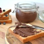 Receta Crema Cacao y Avellanas (sin azúcar)  Mi receta de cocina