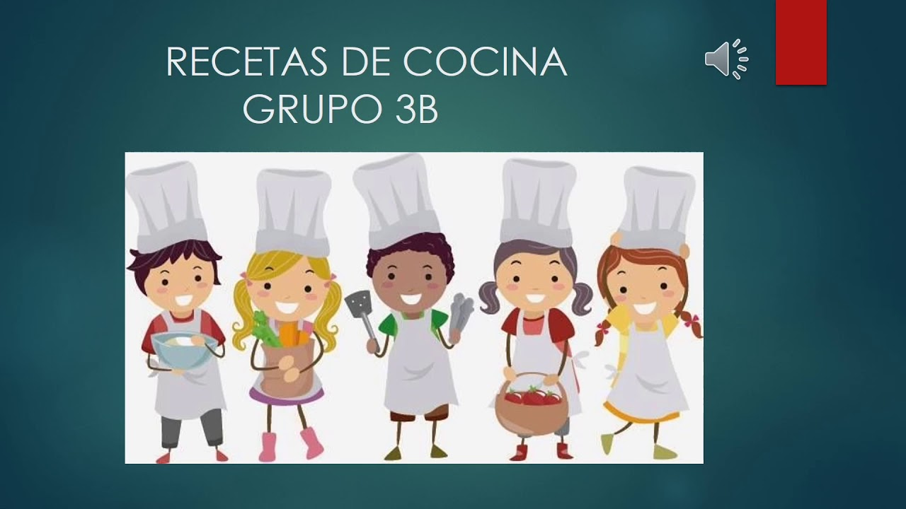 Receta de cocina 3b