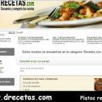 Recetas chef - Platos recetas - Recetas cocina faciles