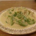 Recetas cocina; Calabazas al curry (Para esta vigilia, cuaresma)