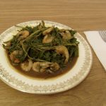 Recetas cocina, Romeritos con mole (Para esta vigilia, cuaresma)