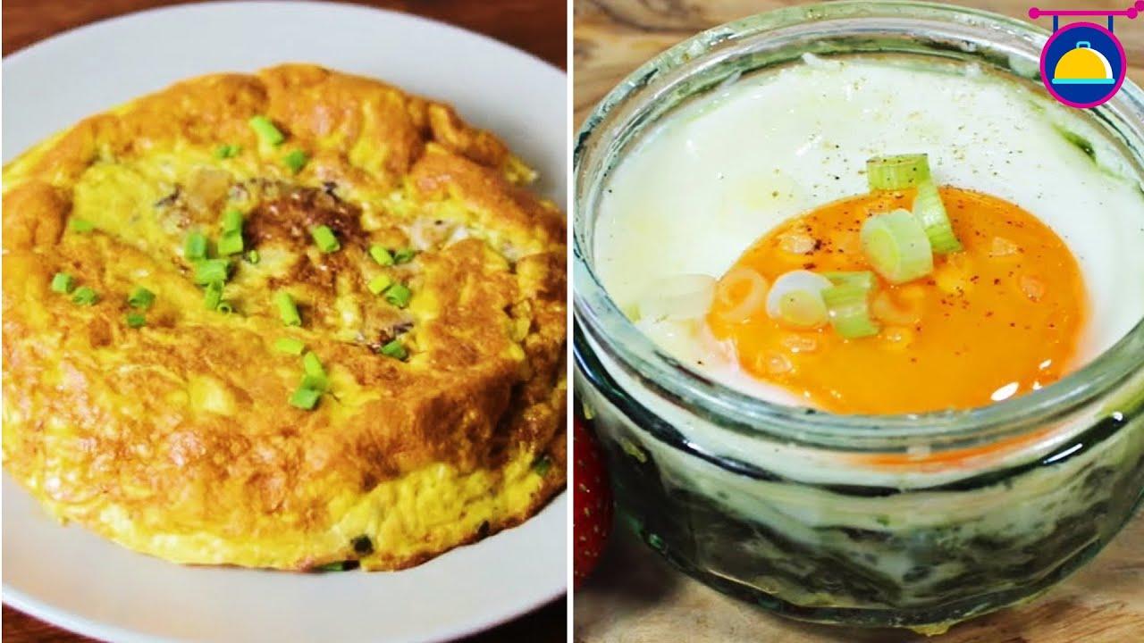 Recetas variadas y deliciosas con HUEVOS | Compañía de Cocina