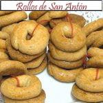 Rollos de San Antón   Receta de Cocina en Familia