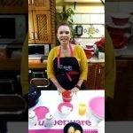 SALMÓN a la naranja. Cocina rápida,  fácil y sana con Erika MerinoTupperware.