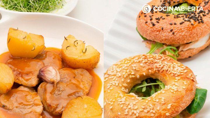 Solomillo en salsa de naranja y jengibre - Bagels - Cocina Abierta de Karlos Arguiñano