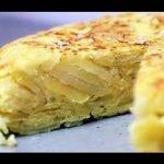 TORTILLA DE PATATAS AL HORNO 🥔 | La Cocinera Del Sur