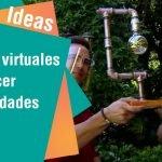 Talleres virtuales para hacer espectaculares manualidades   Ideas
