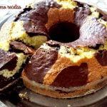 Torta 1234 marmolada de coco y chocolate. Super fácil y genialmente rica!!!!