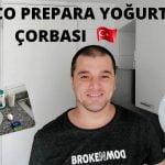 YUSUF COCINA SOPA DE YOGURT (SOPA DE YOGURT) 🍵 RECETA TURCA 1🇹🇷