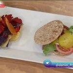 ¡Una versión más sana! Hamburguesa de Pavo | Sale el Sol