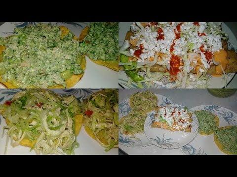 ¿QUE HAGO DE COMER MAÑANA? cocina estas deliciosa recetas súper fáciles y deliciosas