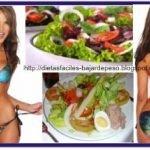 ►► Dietas faciles para bajar de peso en una semana   Dieta para adelgazar rapido
