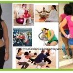 ► Como hacer ejercicio para bajar de peso – Para bajar de peso ◄