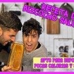 Receta Saludable Low-Calorie Fitcocho - Bizcocho Buenísimo SIN AZÚCAR! 👨🍳 Perfecto para BAJAR Peso.