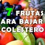 7 Deliciosas Frutas que Ayudan a Bajar el Colesterol - Frutas para Bajar el Colesterol