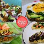 Desayunos Saludables FUNCIONALES P/Bajar Peso, Colesterol, Azúcar. Come Rico y Sano |Cocina de Addy