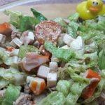 Recetas de ensaladas SALUDABLES para BAJAR de PESO 🥗