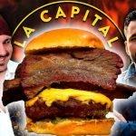 24 Horas COCINANDO recetas de LA CAPITAL de OSCAR MEZAR 2