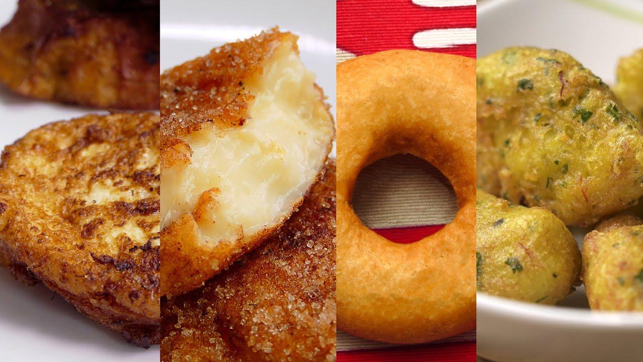 5 recetas de SEMANA SANTA que no te puedes perder