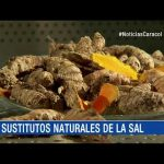 Alimentación sana: aprenda a sustituir la sal de manera natural