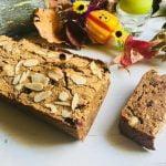 Bizcocho de calabaza /  Vegan / Recetas de calabaza  Mi receta de cocina