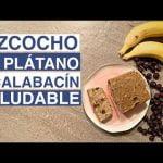 🍌 Bizcocho de plátano y calabacín SALUDABLE - Receta y Taller: Cómo Leer el Código de los Huevos  Mi receta de cocina