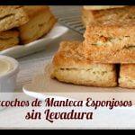 Bizcochos de Manteca Super Esponjosos sin Levadura - Recetas de Tortas YA!  Mi receta de cocina