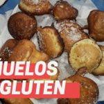 Buñuelos SIN GLUTEN (receta fácil y económica)  Mi receta de cocina