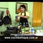 COCINA AL TOQUE - HUEVOS ESTRELLADOS CON HOJAS DE REMOLACHA